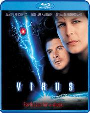 Virus (2017, REGION A Blu-ray New)