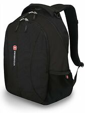 "Swiss Gear Black Backpack Fits up to 17""  Laptops"