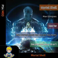 Mortal Shell (PS4 Mod) -Max Glimpses/Tar/Items