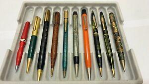 LOT8 - JOBLOT OF PENCILS, WELSH, SHEAFFER, WEAREVER, FIFTH AVENUE