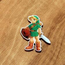 The Legend of Zelda Link Promo Pin Nintendo Licensed Product