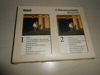 DOPPIA musicassetta CASSETTA AUDIO DALLA MORANDI VOL. 1/2 RCA