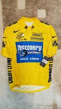 Lance Armstrong, Team Discovery, Nike, 7th Tour De France Vic Jersey