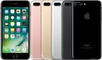 Apple iphone 7 Plus 128GB  4G LTE (AT&T) 1-Year Warranty A+