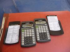 2 Texas Instruments Ti-30Xa Scientific Calculator w/Cover - Free Shipping
