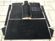 FORD CORTINA MK1 & MK2 NEW CARPET SET + UNDERFELT KIT