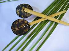 COCONUT SHELL SPOON - Sri Lankan Traditional Handmade Kitchen Equipment