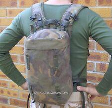 UK British Army Surplus PLCE DPM BERGEN TASCA LATERALE, singolo Zainetto Set G2-SAS/RM