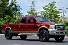 2005 Ford F-250 CREW CAB KING RANCH 4WD