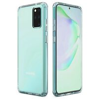 Clear Case For Samsung Galaxy S20+ Plus Silicone Phone Cover Protects Drops