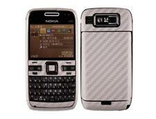 Skinomi Carbon Fiber Full Body + LCD Screen Protector Film Cover for Nokia E72