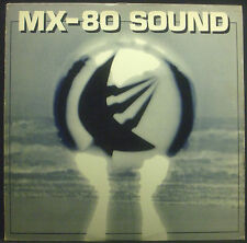 LP mx-80 sound-out of the Tunnel