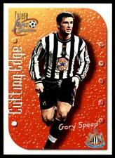 Futera Newcastle United Fans' Selection 1999 - Gary Speed (Cutting Edge) #CE7