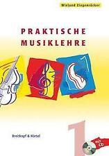 Praktische Musiklehre. Heft 1 von Wieland Ziegenrücker (2006, Taschenbuch)