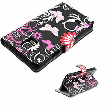 Flip Wallet Leather Soft Phone Case Cover Stand For Samsung Galaxy Note 4 IV