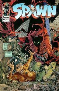Spawn # 36 Todd MacFarlane  N -Mint 1st Print Image Comics