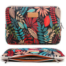 """CoolBELL 15.6"""" Laptop Sleeve Case Ultrabook Canvas Bag For Macbook Pro/Acer/Asus"""
