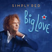 BIg Love - Simply Red CD Sealed ! New ! 2015 !