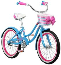 "20"" Girls Nickolodeon JoJo Bike Blue R0971TR"