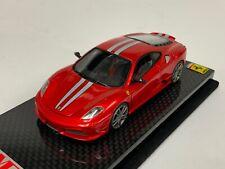 1/43 MR Collection Ferrari F430 Scuderia Open Close Scuderia Red OC28A  GP496