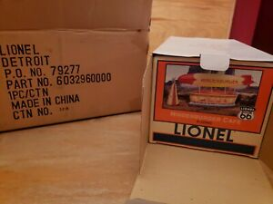 Lionel Route 66 Hindenburger Cafe 6-32960 New In Box