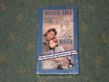 """Lily in Winter"" Natalie Cole, Full Length Screening Promo. New Sealed VHS Tape."