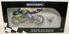 Modellini statici di moto e quad Yamaha YZR-M1 plastica Scala 1:12