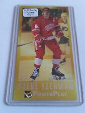 1993-94 PowerPlay Point Leaders #20 Steve Yzerman : Detroit Red Wings