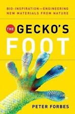 New - The Gecko's Foot: Bio-inspiration: Engineering New Materials from Nature