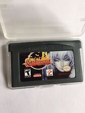 Castlevania: Aria of Sorrow (Nintendo Game Boy Advance, 2003)
