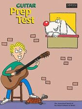 ABRSM: Guitar Prep Test
