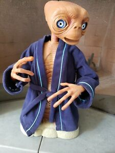 """ET Extra Terrestrial vintage  Talking And Movement doll 18 """""""