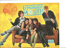 Lemonade Mouth, Nick Roux, Blake Michaels and Cast, Full Page Pinup