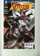 DETECTIVE COMICS #28 - JASON FABOK COVER - 2014