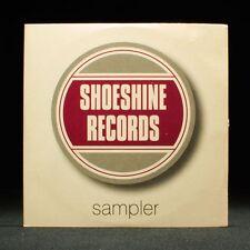 Shoeshine Records - Astro Chimp, John Herald, Steve Young - sampler music cd