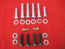 FORD XW XY TOPLOADER TO BELLHOUSING TO ENGINE BLOCK BOLT KIT CLEVELAND WINDSOR