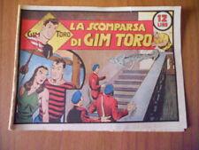 GIM TORO 2° serie (serie rosa) n. 17 (1948)