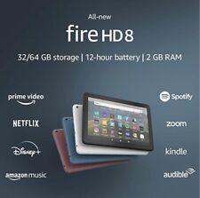 All-new Fire HD 8 tablet, 8 HD display, 32 GB -10th Gen....