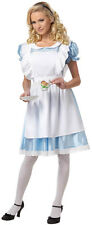 California Costumes Alice in Wonderland Adult Women Halloween Costume 01191
