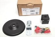 WAC Sk11-BK All Track System and Lighting Single Circuit Suspension Kit Black