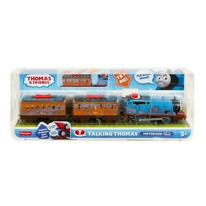 FISHER PRICE TRACKMASTER THOMAS AND FRIENDS TALKING THOMAS ENGINE
