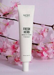 NACIFIC - Fresh Herb Origin Eye Cream 30ml/1.01 fl.oz - K-BEAUTY Wrinkle Care
