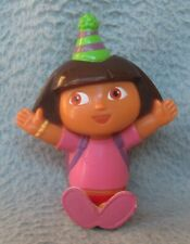 "DORA THE EXPLORER BIRTHDAY 3"" PVC FIGURE  Cake Topper"