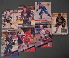 1993-94 Leaf & Ultra Hockey Complete Your Set Pick 25