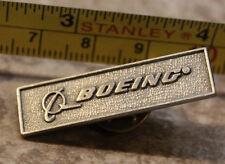 Boeing Aircraft Airplane Rectangular Pin
