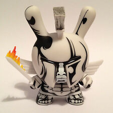 Kidrobot Dunny 2012 Apocalypse vinyl figure Angel of End Times - Jon-paul Kaiser