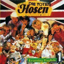DIE TOTEN HOSEN - LEARNING ENGLISH LESSON 1 CD (1991) DTH COVERN PUNK-KLASSIKER