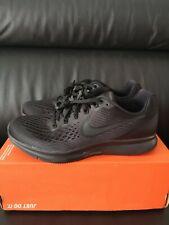 Para hombres Nike Air Zoom Pegasus 34 Size UK 8 EU 42.5 Nuevo Color Negro