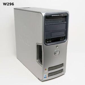 DELL DIMENSION 5100 INTEL PENTIUM 4 3.00GHz RAM 1 GB HDD 500 GB WIN XP PRO W296