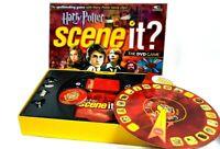 Harry Potter Scene It The DVD Trivia Spellbinding Board Game VGC 100% Complete